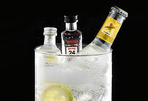 Los 30 gintonic y vodkatonic del verano