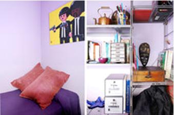 Alquiler de habitaciones a través de páginas web especializadas