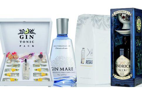 Las próximas navidades el regalo de moda puede ser…el gin tonic