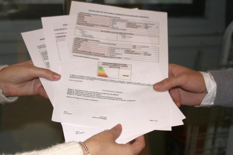 Régimen de sanciones en materia de certificación energética