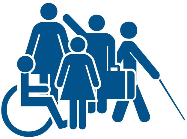 La accesibilidad universal: solidaridad  entre vecinos