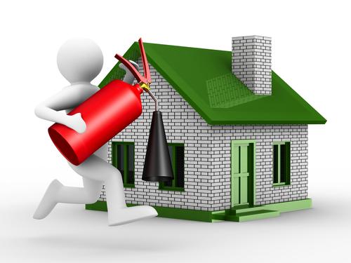 Guía del inquilino en caso de un siniestro en el inmueble arrendado