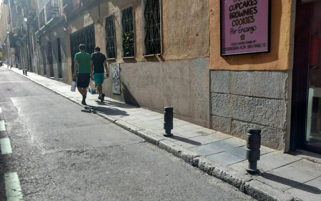 La realidad de lo que está pasando en el barrio de Malasaña