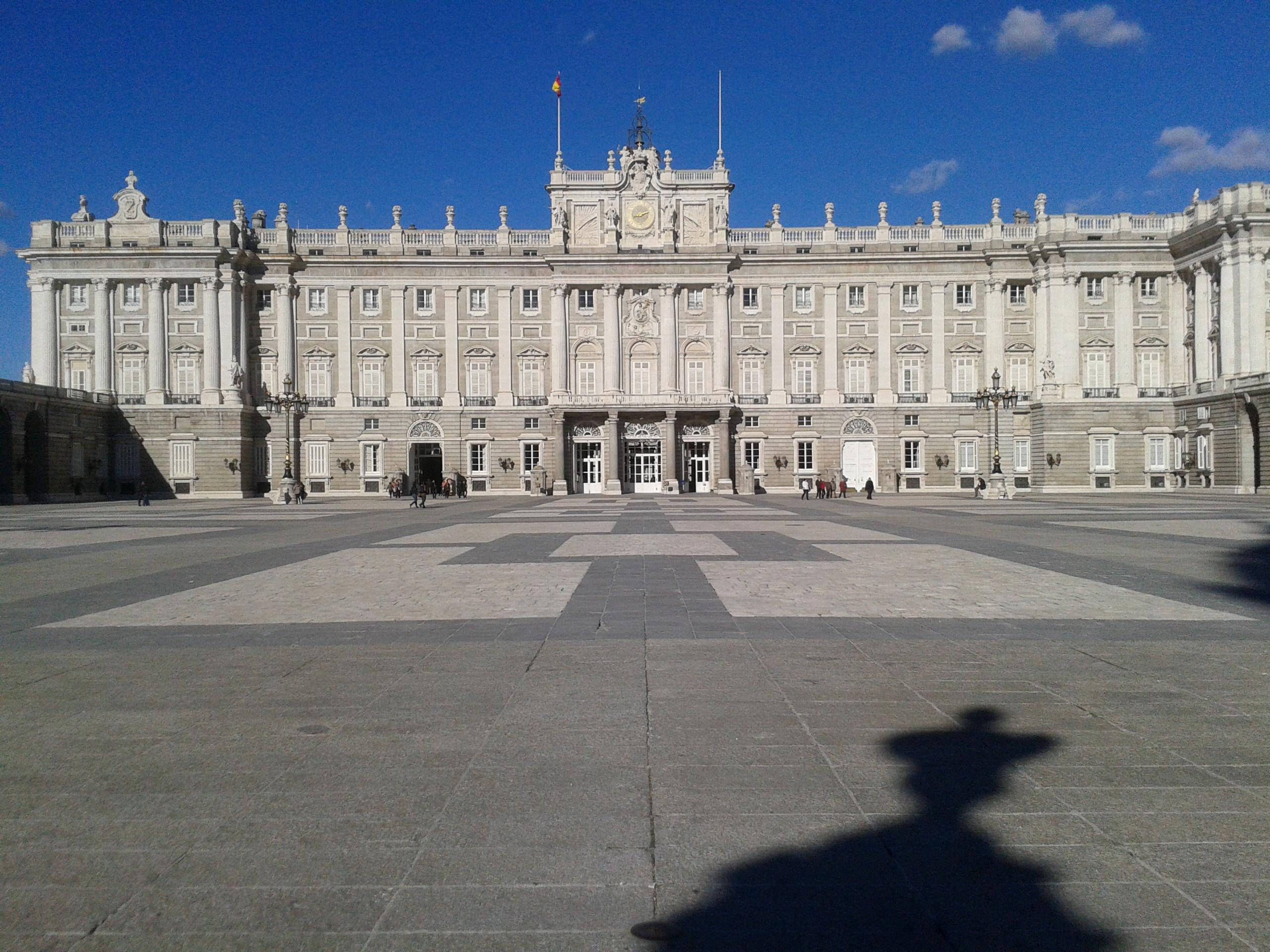 El entorno del Palacio Real, lugar emblemático por excelencia de Madrid