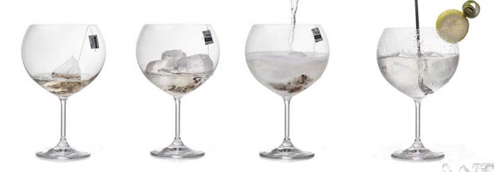 "Gin tonic con té: ponme un ""té tonic"""