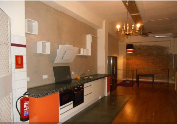 Loft en venta reformado de diseño , con muy buenas calidades, zona Madrid río.