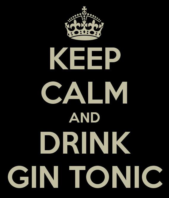 Casi 20 gin-tonics realmente absurdos