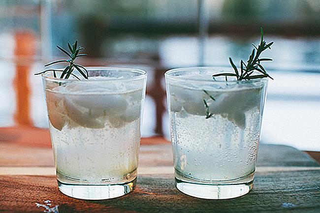 Un gin tonic para el frío