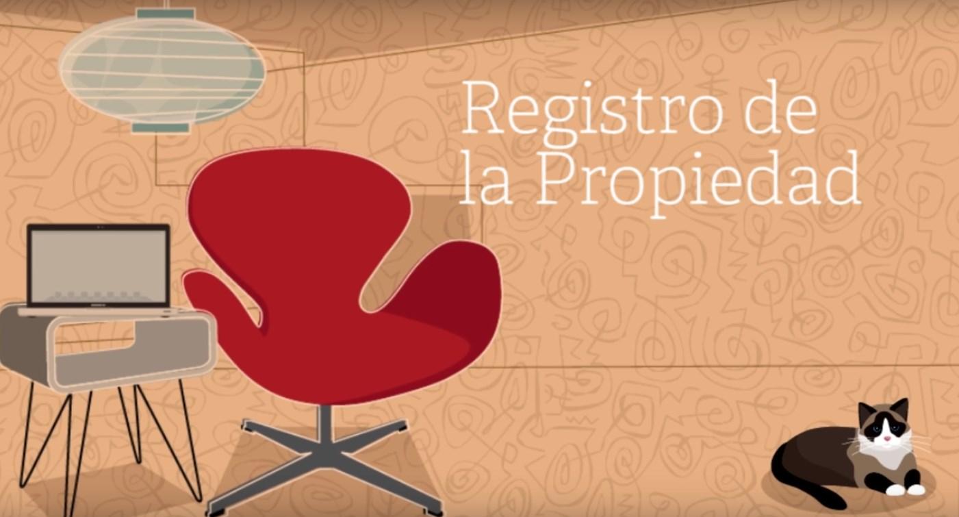 Qué es un certificado del Registro de la Propiedad