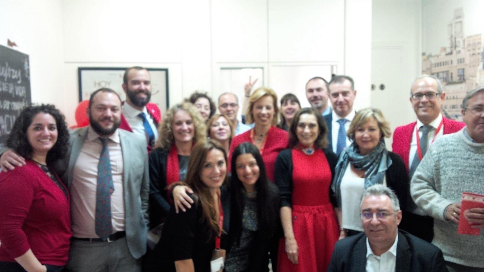 Inauguración y fiesta de Navidad en Apimonteleón