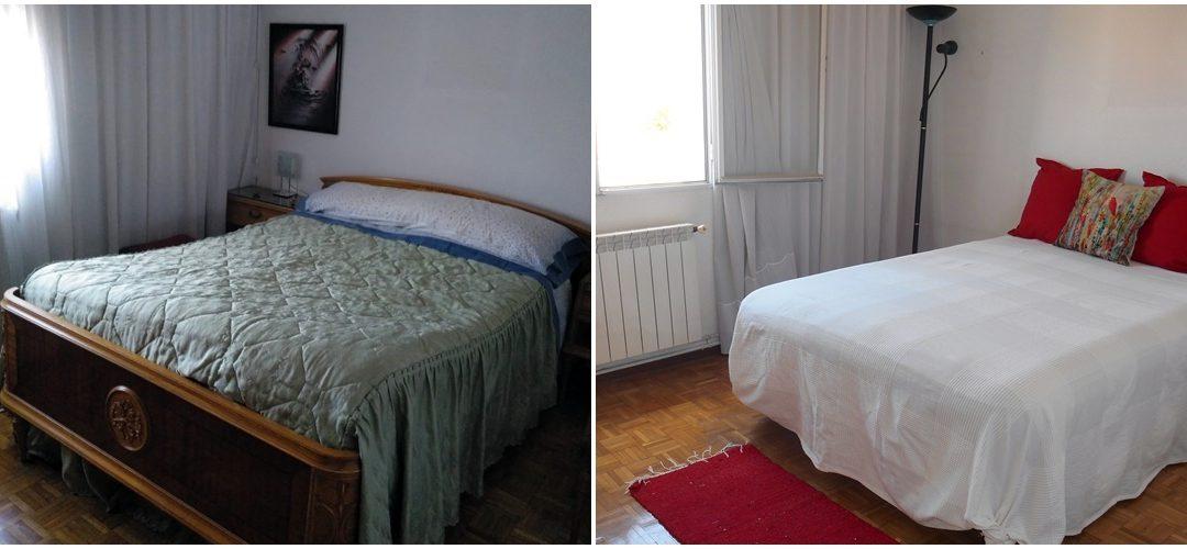 Transformamos un piso para la venta: intervención de Home Staging por Apimonteleon