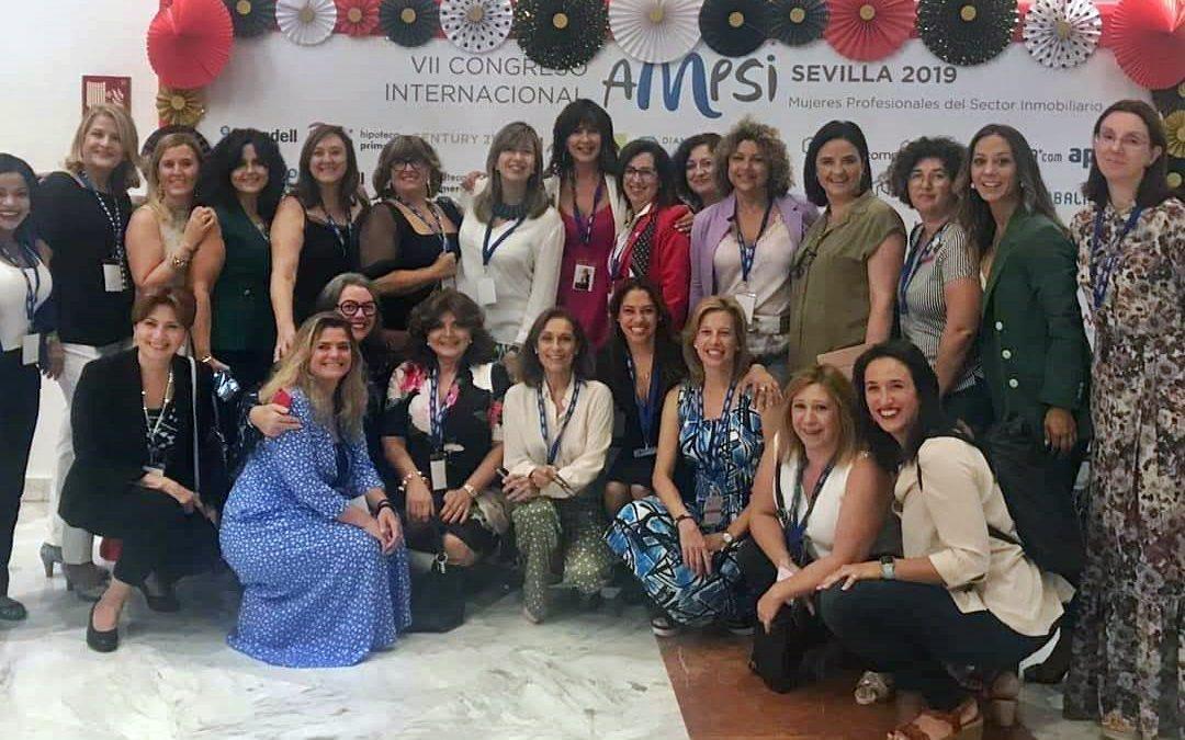 Séptimo congreso AMPSI (Asociación de Mujeres Profesionales del Sector Inmobiliario)